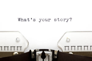 what's your story image